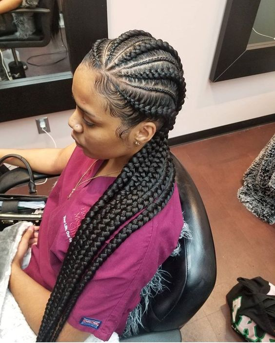 1582815225 877 Female Cornrow Styles55 Beautiful Women Hairstyles For Fine Hair Ideas