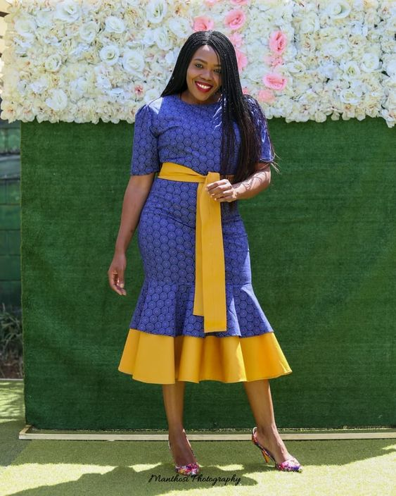 1582879525 253 Stylish South African Isishweshwe styles Designs 2020