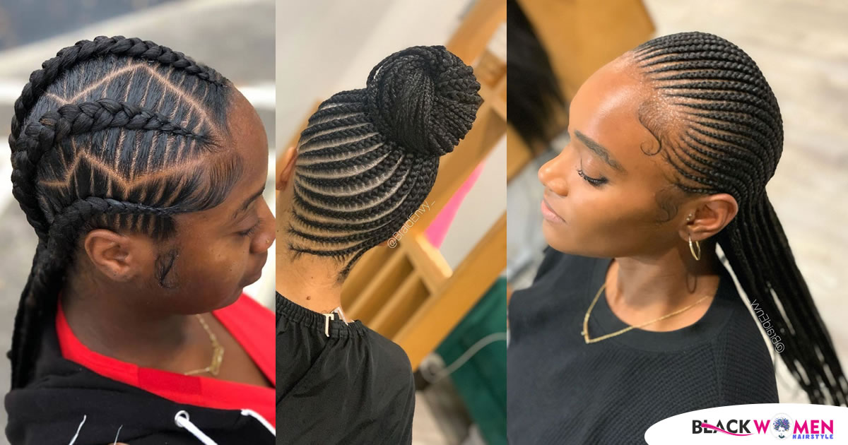 2020 Braided Hairstyles Glorious Latest Hair Trends
