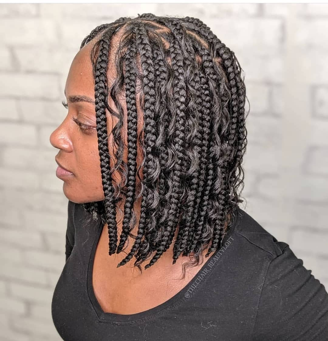 2020 Braided Hairstyles : Glorious Latest Hair Trends