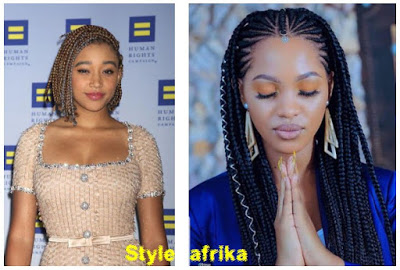 23+ Amazing Short Bob with Braids for Black Women To Copy In 2020