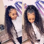 29 Amazing Braided Updos Ponytails for Black Hair That Turn Heads in 2020