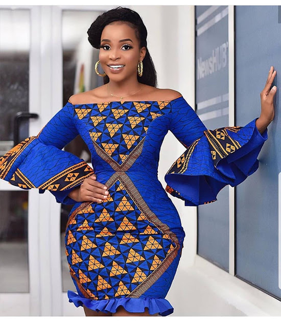 30+ Latest African Casual Dresses : Best Fashion Inspiration to Look Awesome