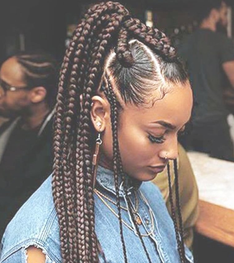 35 best ghana braid hairstyles that turn heads in 2019 2020 3