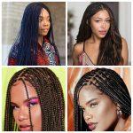 44 Beautiful Methods to Fashion Micro / Pixie Braids