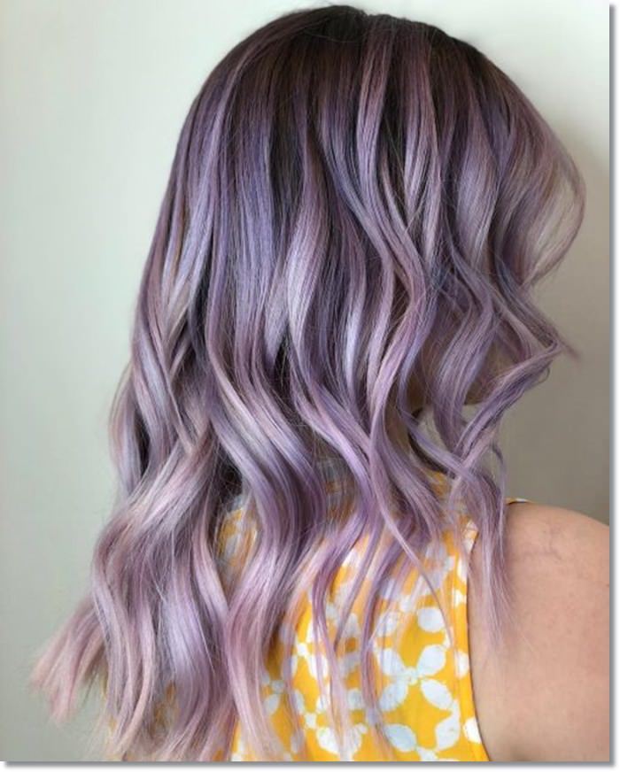 80 Lavender Hair Your Interior Goddess Will Completely Love