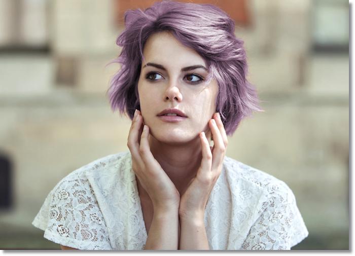 80 Lavender Hair Your Inner Goddess Will Absolutely Love