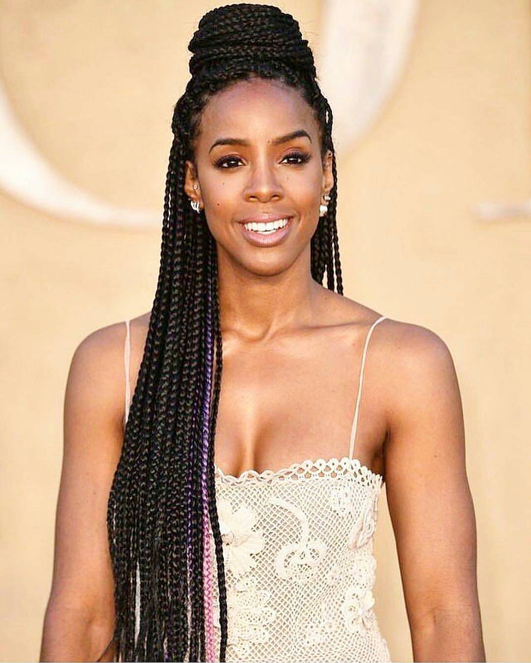 All You Can Do with Waist-length braids