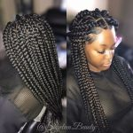 Cornrows Braided Hairstyles 2019:25 Big Box Braids Cornrows That Will Make You Stand Out