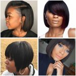 Simple Blunt Bob Haircuts for Busy Ladies