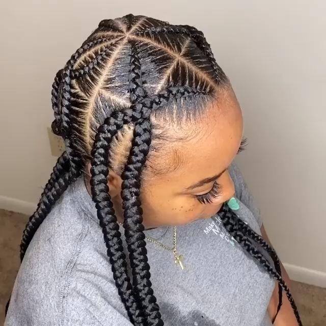 black girl hairstyles braids 2020 hairstyleforblackwomen.net 27
