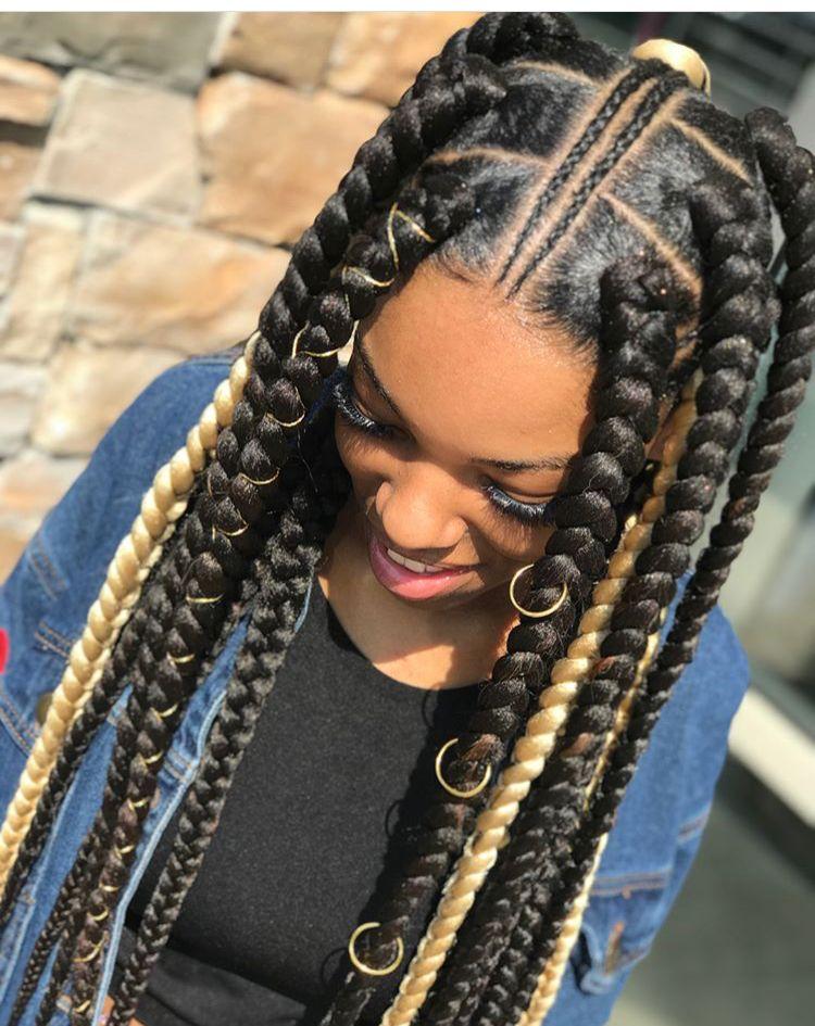 black girl hairstyles braids 2020 hairstyleforblackwomen.net 9