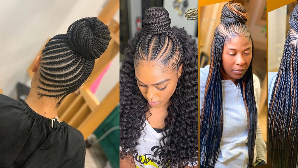 2020 Braided Hairstyles Wonderful Newest Hair Developments