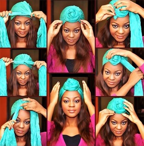 turban scarf