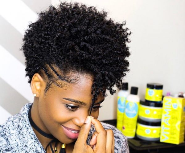 80 Fabulous Natural Hairstyles for Short Hair