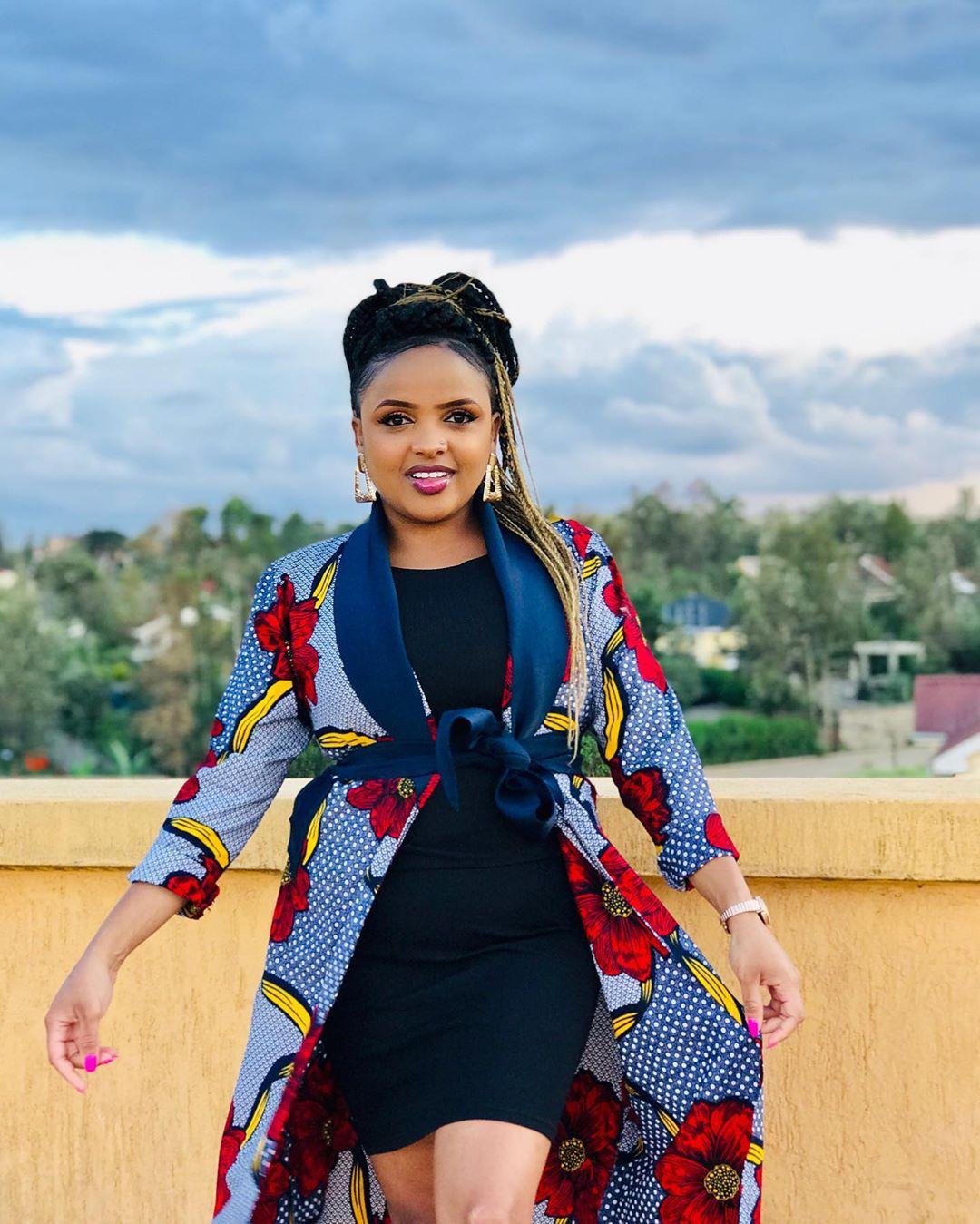 african print kimono styles 2020