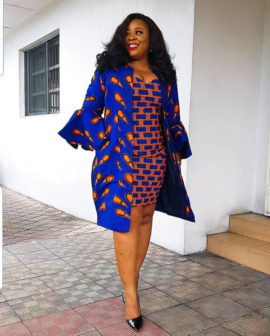 ankara kimono styles 2020 11