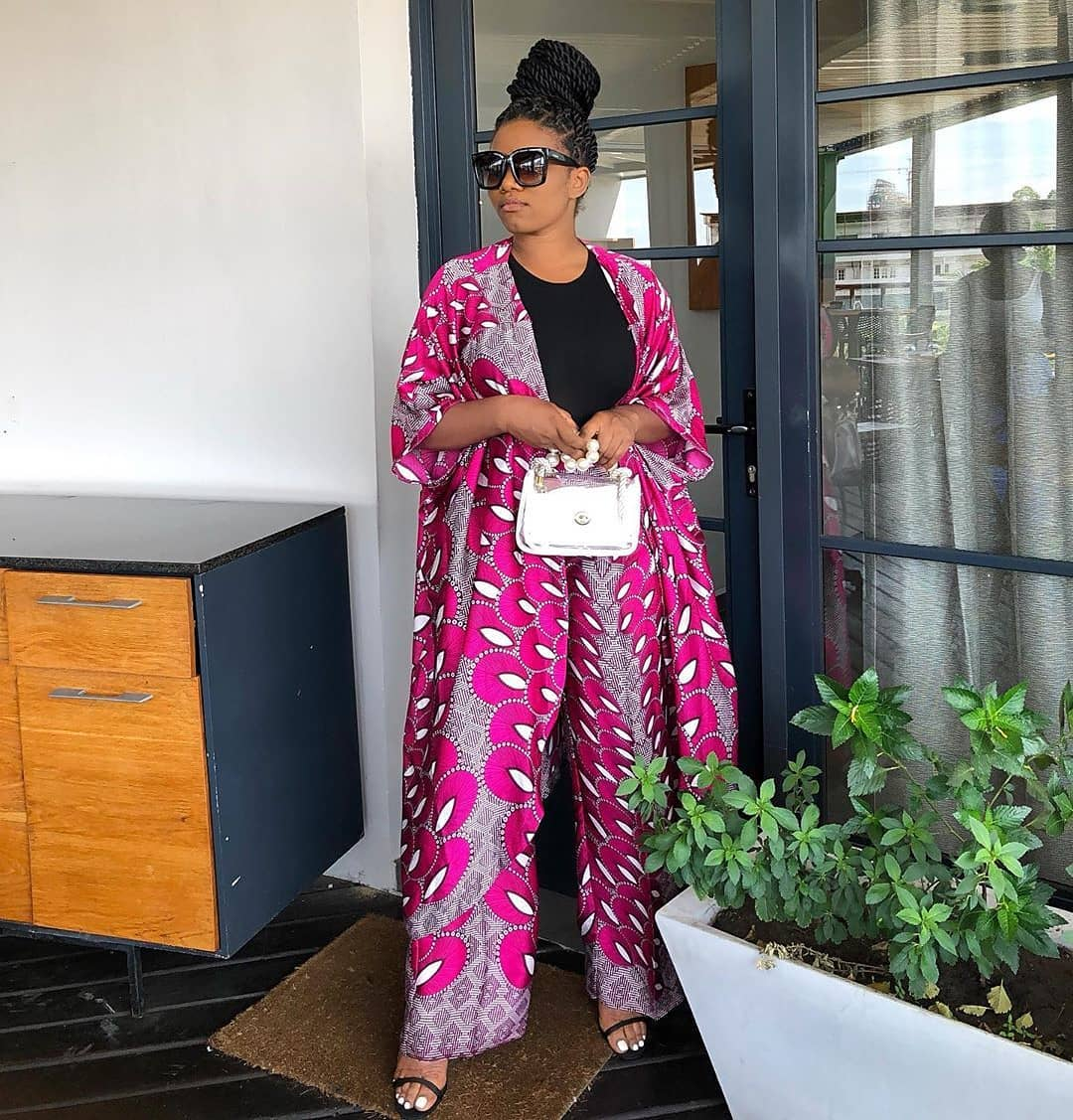 ankara kimono styles 2020 13