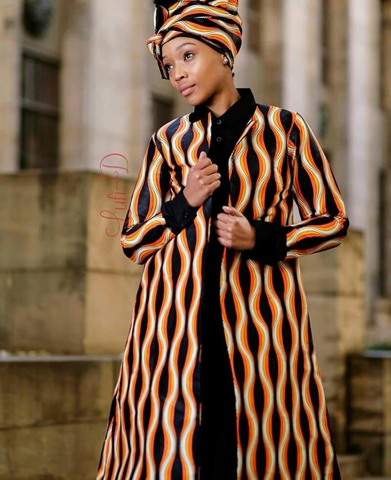 ankara kimono styles 2020 12