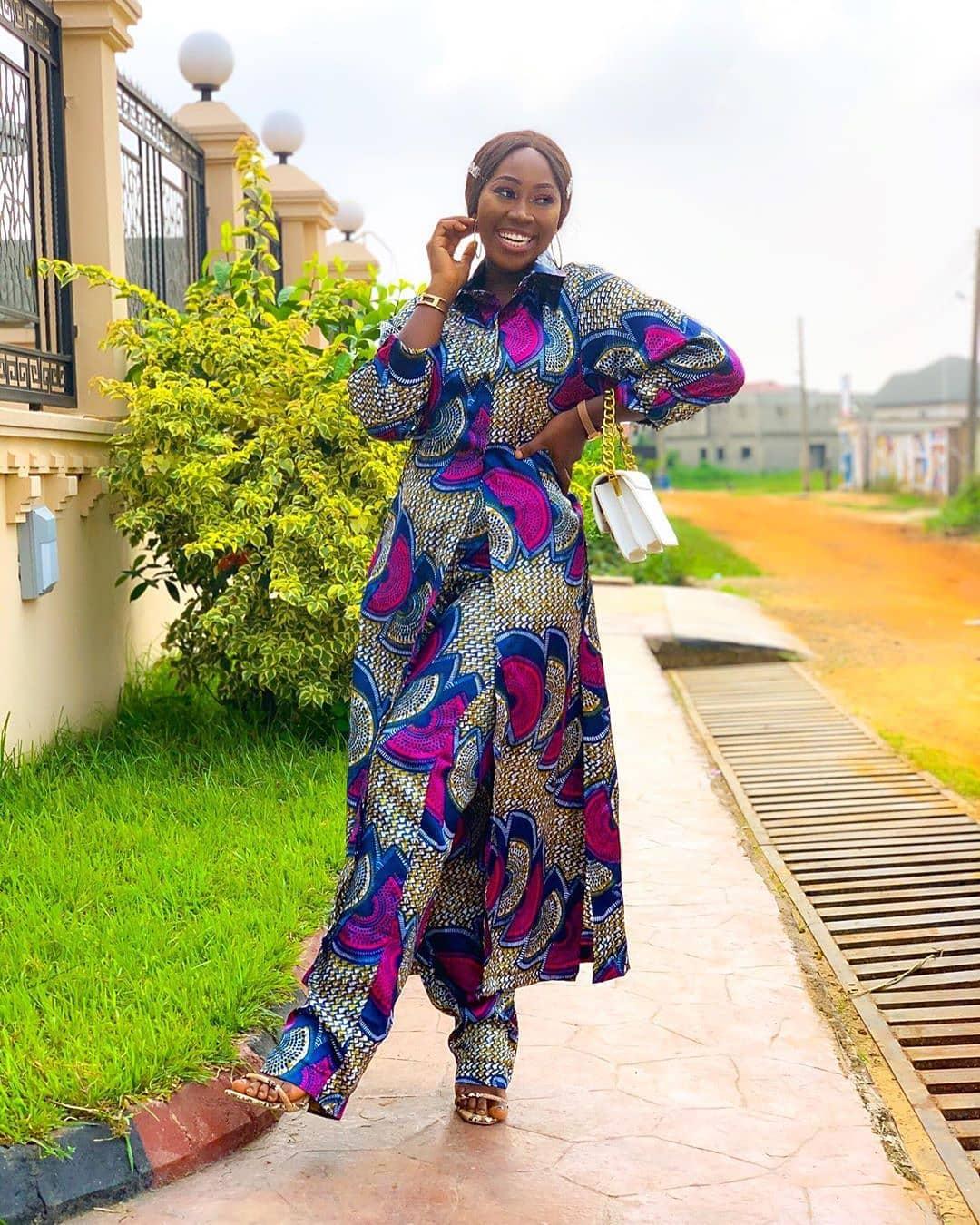 ankara kimono styles 2020 17