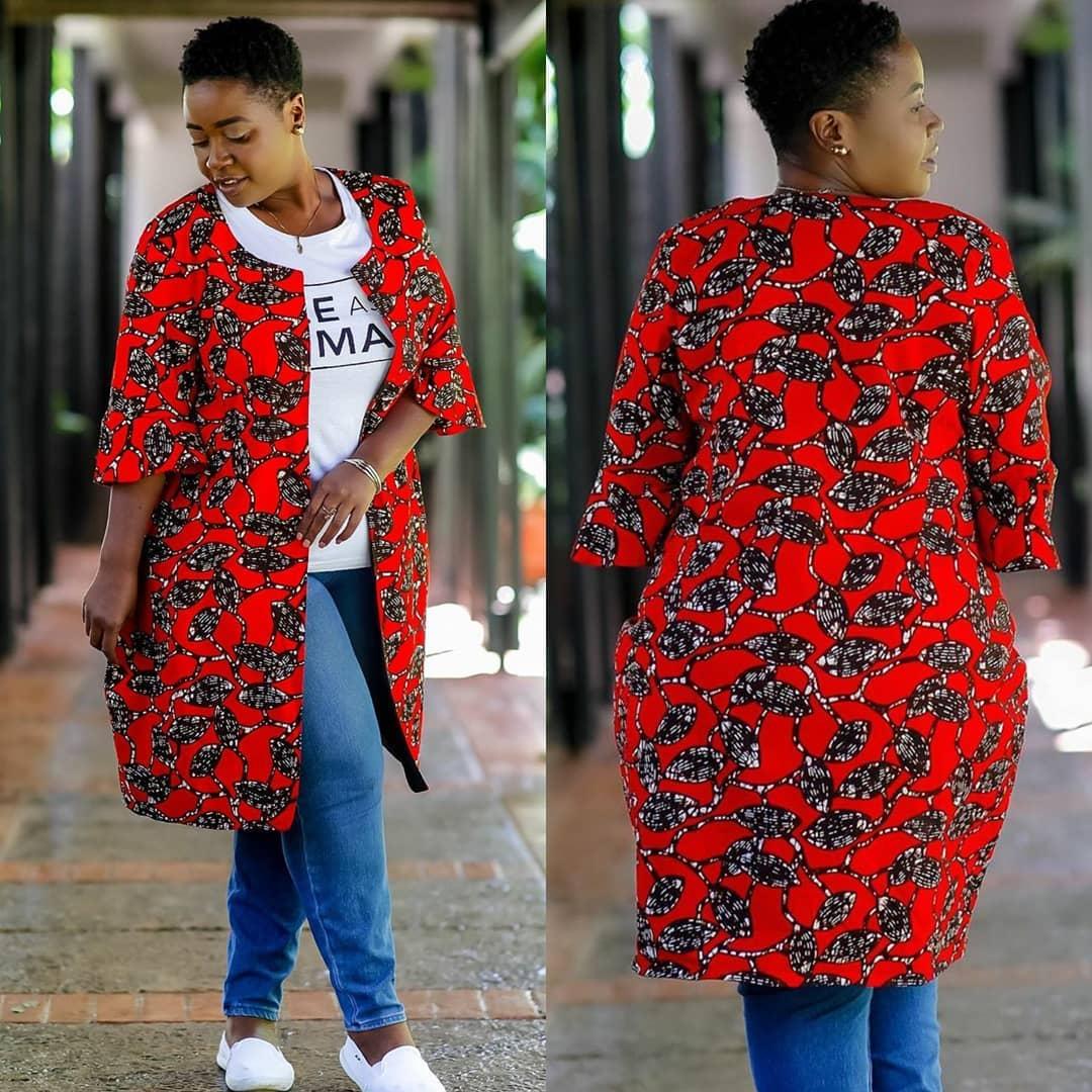 ankara kimono styles 2020 20