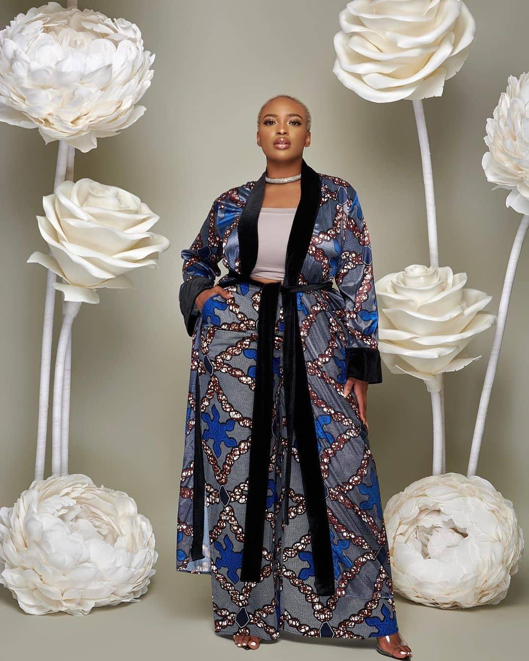 ankara kimono styles 2020 19