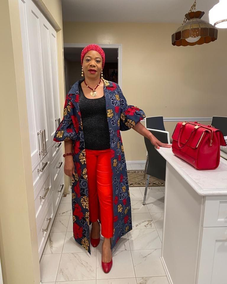 ankara kimono styles 2020 22