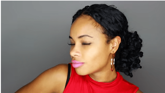 1583288545 664 7 Quick Looks for Not So Boring Crochet Braid Styles