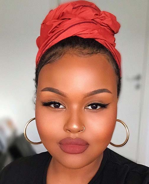 1583436801 283 23 Stunning Makeup Ideas for Black Women