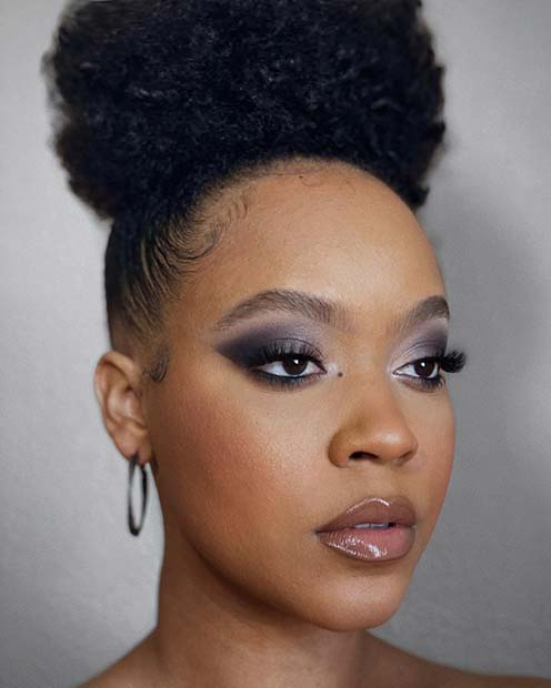 1583436801 650 23 Stunning Makeup Ideas for Black Women