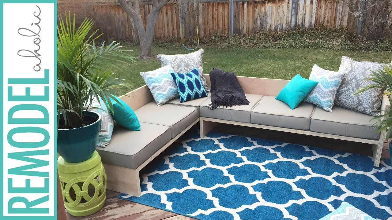 1583874637 752 The Best Ideas for Outdoor sofa Diy – Home Family Style and Art Ideas