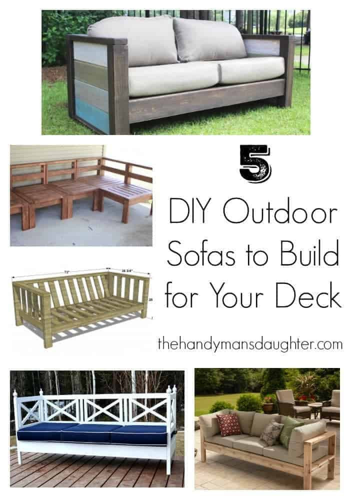 1583874639 45 The Best Ideas for Outdoor sofa Diy – Home Family Style and Art Ideas