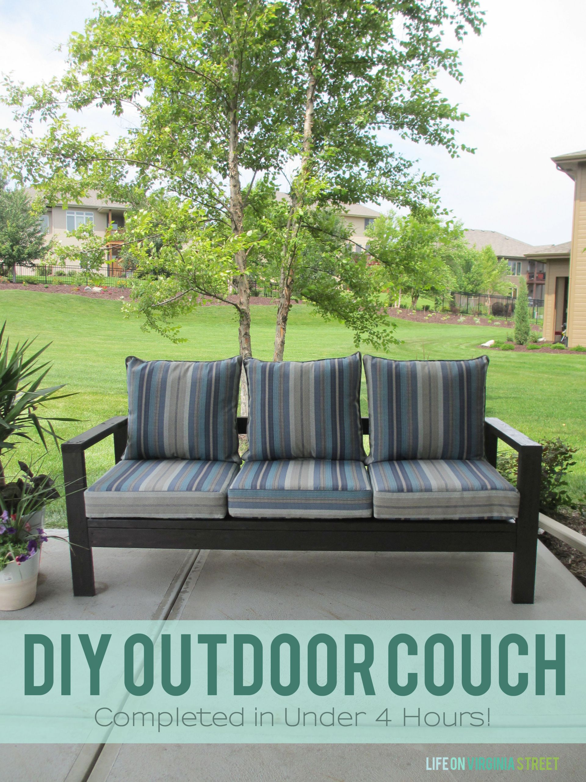 1583874640 149 The Best Ideas for Outdoor sofa Diy – Home Family Style and Art Ideas