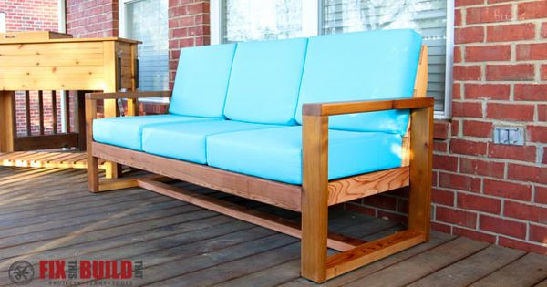 1583874641 401 The Best Ideas for Outdoor sofa Diy – Home Family Style and Art Ideas
