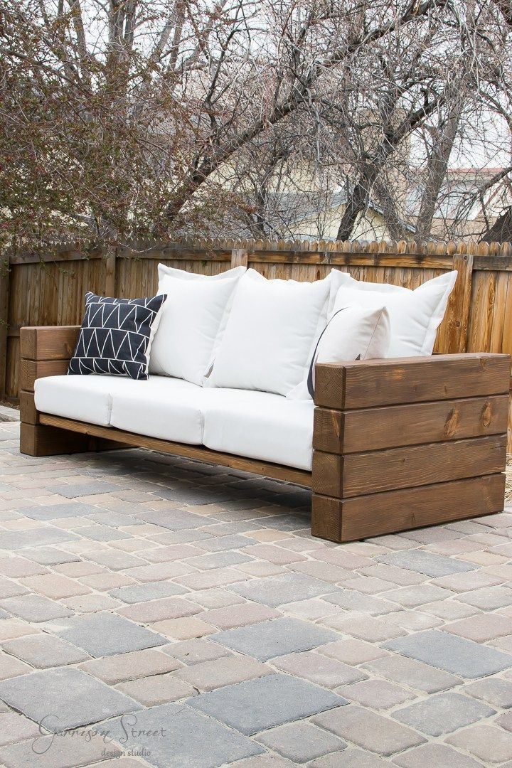 1583874641 723 The Best Ideas for Outdoor sofa Diy – Home Family Style and Art Ideas