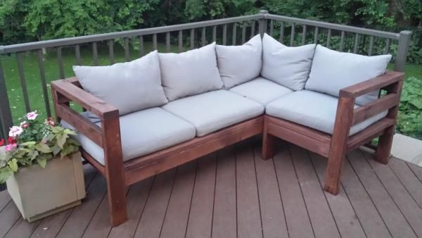 1583874641 997 The Best Ideas for Outdoor sofa Diy – Home Family Style and Art Ideas