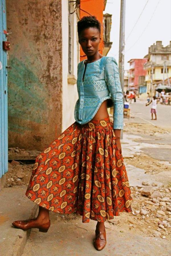 """Best-Street-Fashion-Ideas-For-Black-Women"""""""""""