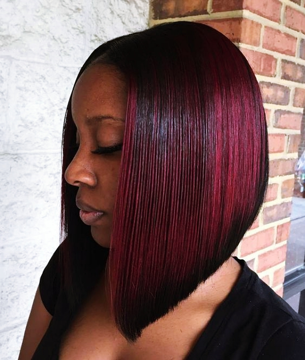 1584023506 316 40 Bob Cut Hairstyles For Black Women