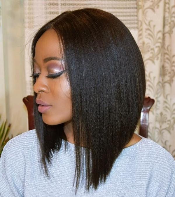 40 Bob Cut Hairstyles For Black Women