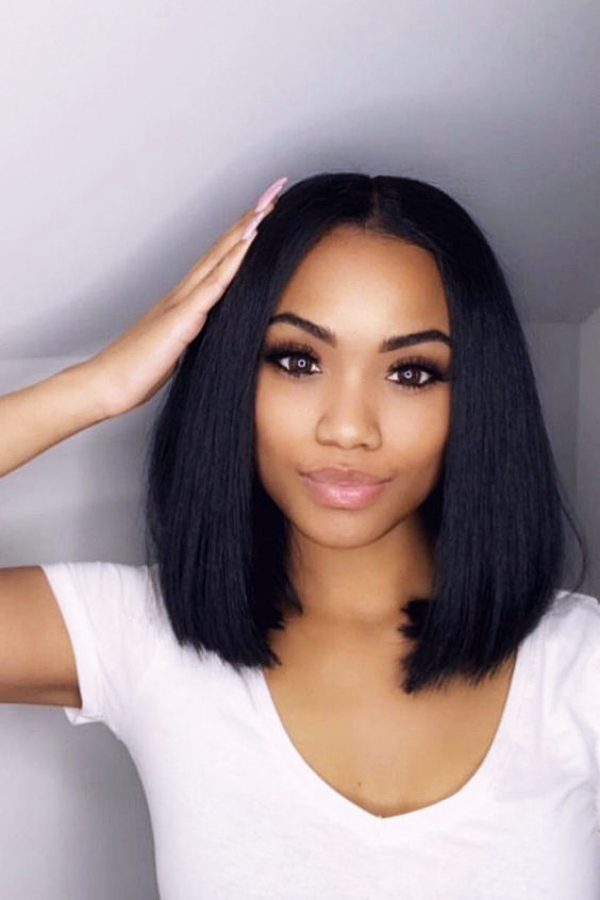 40 Bob Cut Hairstyles For Black Women