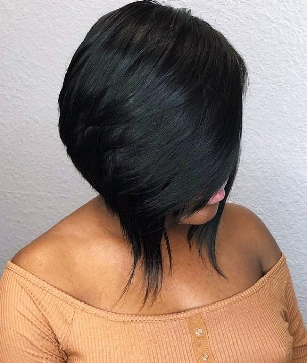 1584023516 660 40 Bob Cut Hairstyles For Black Women