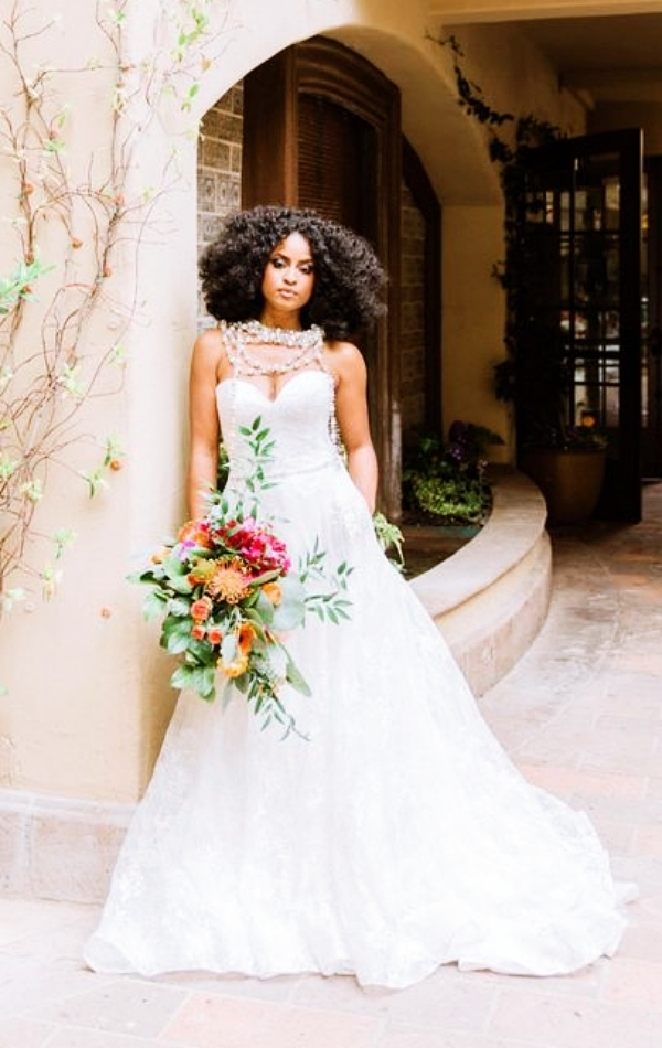 1584023613 720 40 Wedding Dress Ideas For Black Women