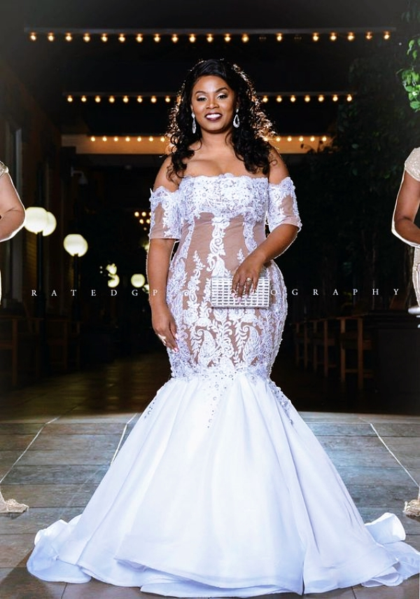 1584023617 395 40 Wedding Dress Ideas For Black Women