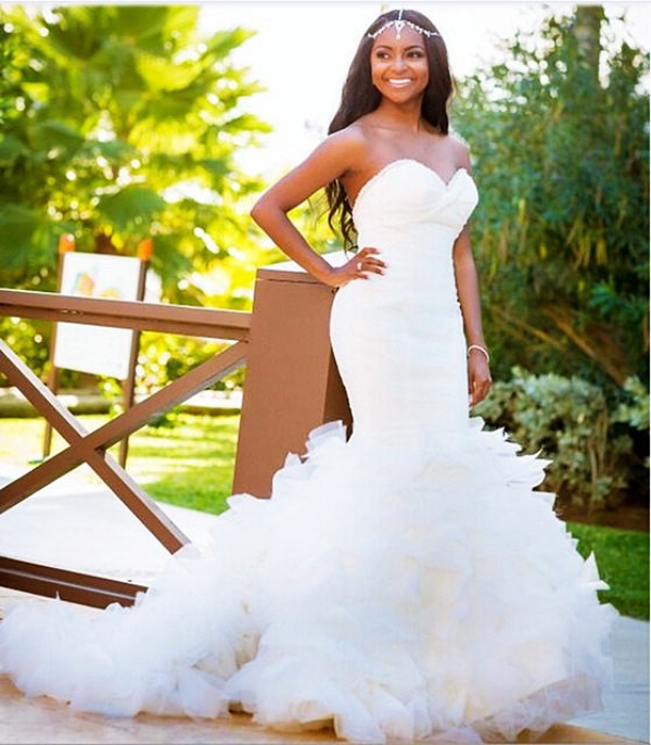 1584023618 370 40 Wedding Dress Ideas For Black Women