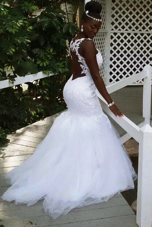 1584023619 656 40 Wedding Dress Ideas For Black Women