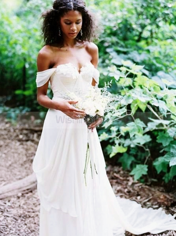 1584023620 903 40 Wedding Dress Ideas For Black Women