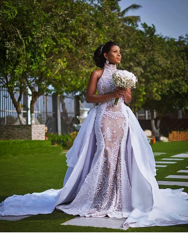 1584023625 638 40 Wedding Dress Ideas For Black Women