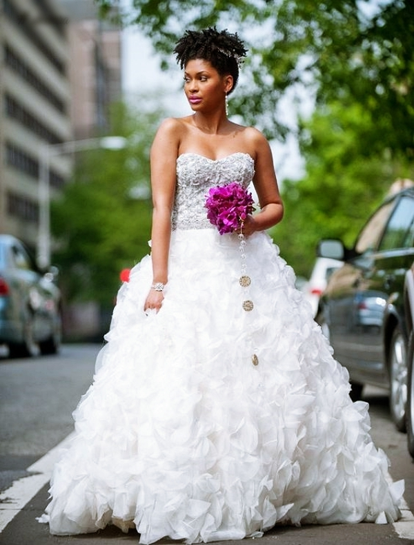 1584023628 719 40 Wedding Dress Ideas For Black Women