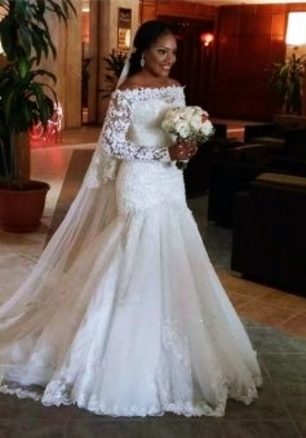 1584023631 554 40 Wedding Dress Ideas For Black Women