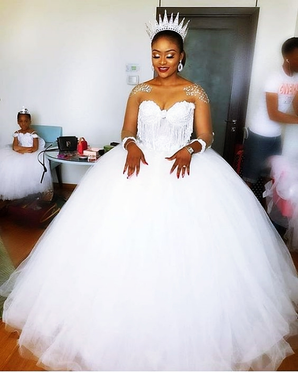 1584023635 247 40 Wedding Dress Ideas For Black Women